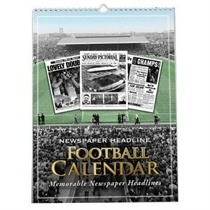 Gift Wrapp Personalised - Aberdeen FC A4 Calendar for sale  Delivered anywhere in UK