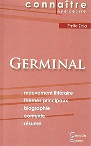 Emile Zola Germinal - Fiche de lecture