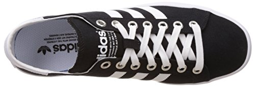 adidas Herren Courtvantage Basketballschuhe Black White