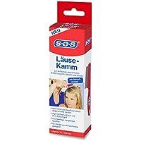 SOS Läuse Kamm- Zur Entfernung von Nissen und Läusen preisvergleich bei billige-tabletten.eu