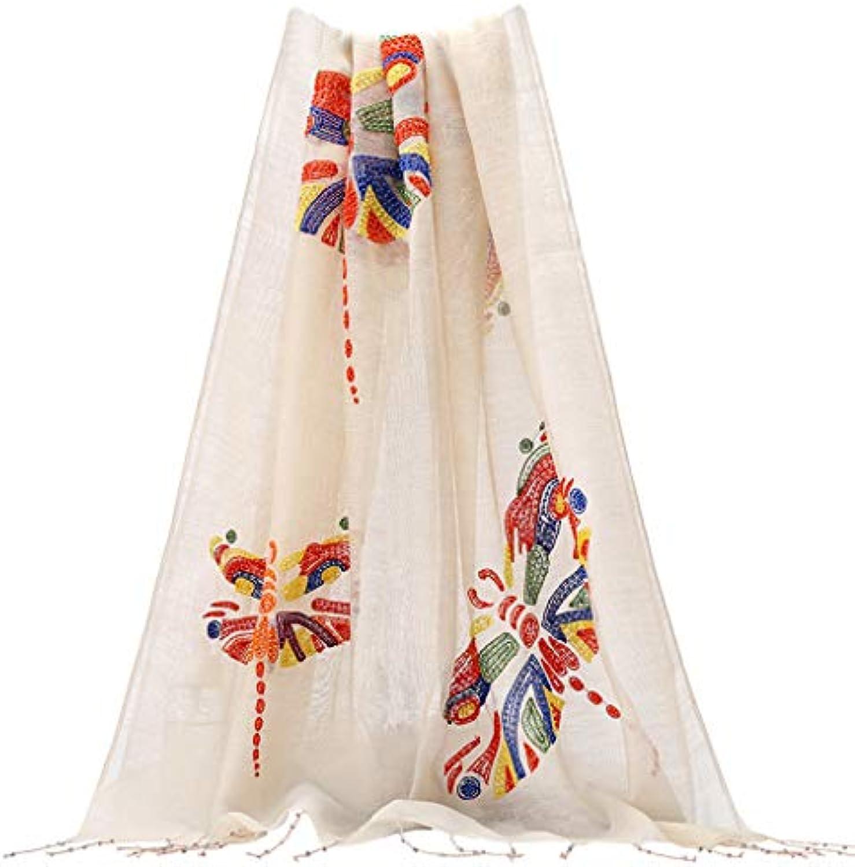 DING Sciarpa di Seta di Seta Sciarpa di di Sciarpa Scialle di Fotografia di  Viaggio Scialle 6234f7c6d83