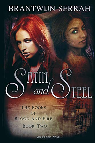 Satin and Steel (The Books of Blood and Fire, Band 2) -