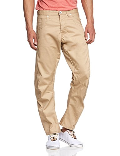 JACK & JONES Herren Hose DALE TWISTED 12051559 Camel