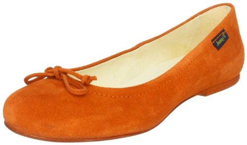 Jonny's Jerita J-17093, Ballerine donna Arancione (Orange (naranja))