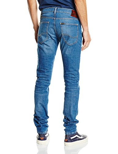 Lee Luke - Jeans - Tapered - Homme instinict blue