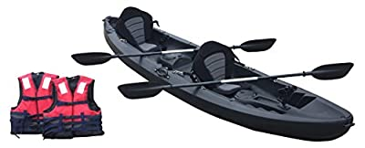 Cambridge Super Stable 3 Seater Kayak from Cambridge Kayaks