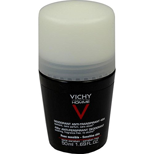 Vichy Homme Deo 48H Roll On, 50ML
