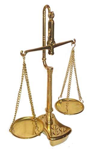 Una decoración Preziosa y desde arriba significado simbolico, la balanza portugués de carácter de entradas, salones y estudios. Ornamento del encanto clásico y vintage, es símbolo de equilibrio y de justicia y para estos sus significati profundos es ...