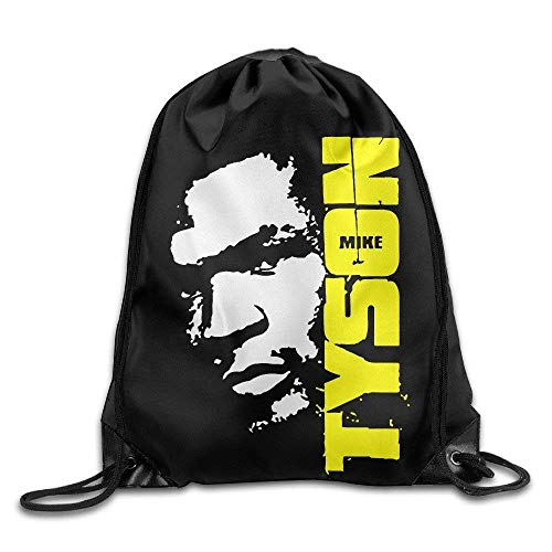 shuangshao liu Mike Tyson Gym Drawstring Tasches Backpack