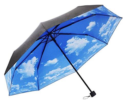 la-vogue-paraguas-de-viaje-plegable-soleado-creativo-cielo-y-nube-cielo-interior