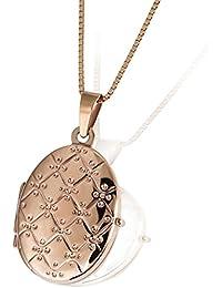 Goldmaid Damen-Medallion 375 Rotgold