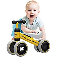YGJT Bicicletta sin Pedales Bebé Juguetes Bebes 1 año 10- 24 Meses Regalo Elección