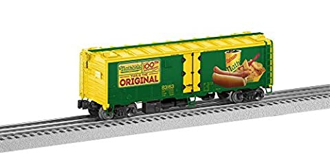 2016 NLOE Lionel 6-58266 100 years anniversary Nathans Reefer new in the box