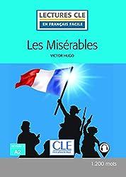 Les Miserables - Livre + audio online (Découverte classique)