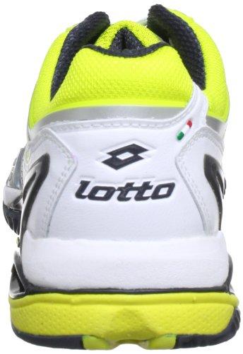Lotto Sport RAPTOR ULTRA IV CLAY Q3777, Herren Tennisschuhe Weiß (WHT/LIZARD GRN)