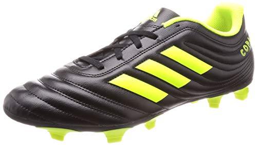 sale retailer ce3aa 89716 adidas Copa 19.4 Fg, Scarpe da Calcio Uomo, Nero Core Black Silver Met