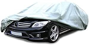 GAODA Autoabdeckung Kompatibel mit Mini Cooper Wasserdicht Bei Jedem Wetter Auto Abdeckplane Sonnenschutz Staubdicht Kratzfest Ganzgarage Atmungsaktiv Autoplane zur Unterst/ützung von Autos