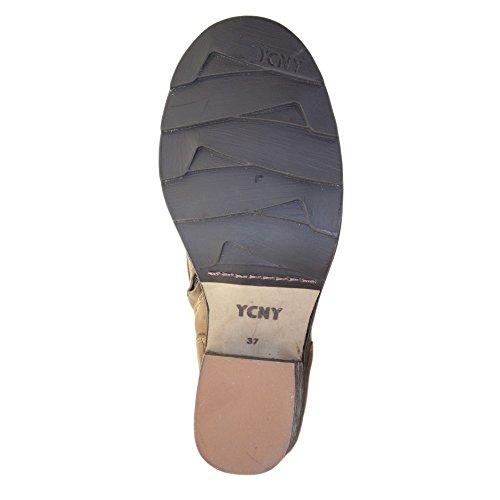 YELLOW CAB - Stiefelette JADEN W - Y 26093 - tan Tan