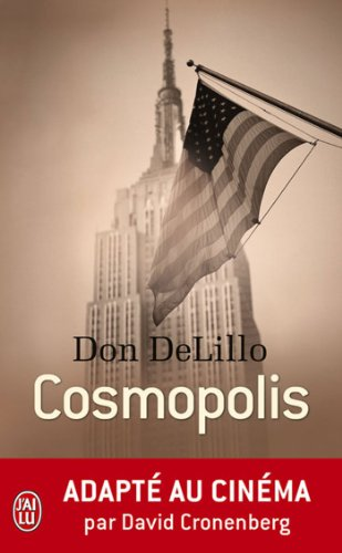 Cosmopolis par Don Delillo