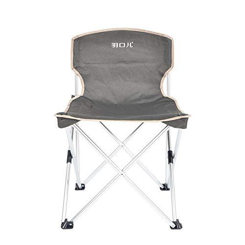 Dszgo Aluminium Klappstuhl Strand Strand Und Stuhl Tragbare Rückenlehne Stuhl Angeln Stuhl Lounge Stuhl Nahtlose Aluminiumlegierung Doppelschicht Stoff Große Upgrade