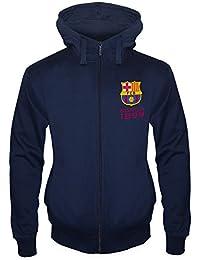 Barcelona F.C. - Sudadera con capucha - para hombre