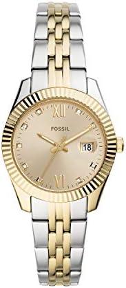 FOSSIL WOMENS SCARLETTE MINI STAINLESS STEEL WATCH - ES4949