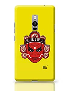 PosterGuy OnePlus Two Case Cover - Gloria Illustration | Designed by: Being Indian