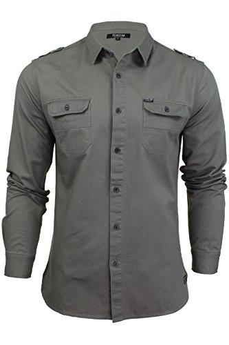 Firetrap Men's Pittston Casual Shirt