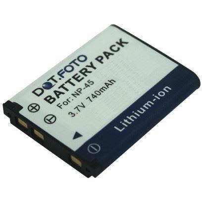 dotfoto-batterie-de-qualite-pour-fujifilm-np-45-np-45a-np-45s-37v-740mah-entierement-100-compatibles