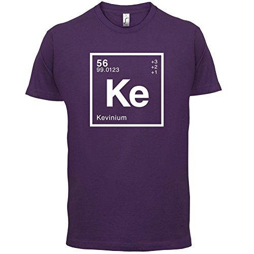 Kevin Periodensystem - Herren T-Shirt - 13 Farben Lila