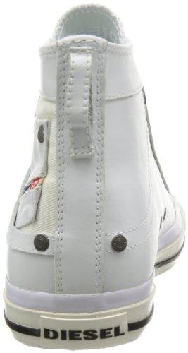 "Diesel ""MAGNETE"" EXPOSURE I - sneaker, Baskets hautes homme Blanc - Weiß (T1003)"