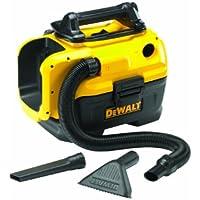 DeWalt DCV582-QW - Aspirador para sólidos y líquidos con cable o a baterías XR 18V / 14.4V