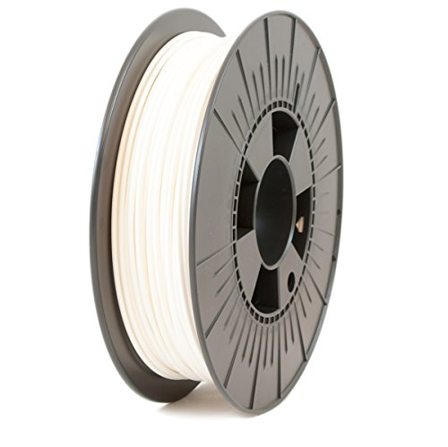 ICE FILAMENTS ICEFIL3FLX166 FLEX Filament, 2.85 mm, 0.50 kg, Wondrous White