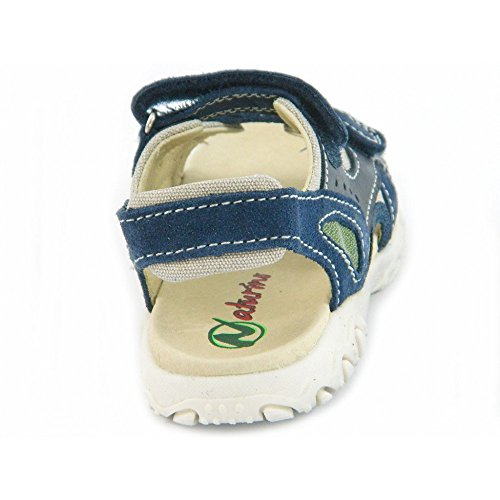 Naturino - Naturino sandales petit garçon bleu Gavin Bleu