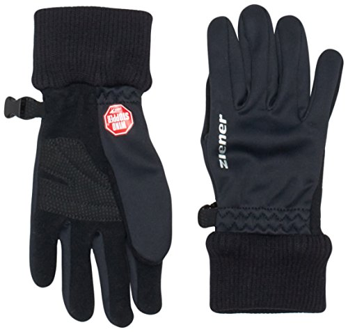 Ziener Jungen Handschuhe Lidealist WS Junior Gloves Multisport, Black, 3, 802018 | 04052928188618