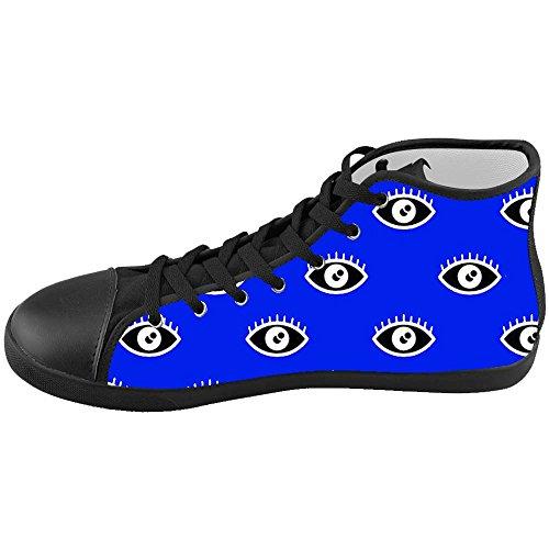 Dalliy eye pattern Kids Canvas shoes Schuhe Footwear Sneakers shoes Schuhe C
