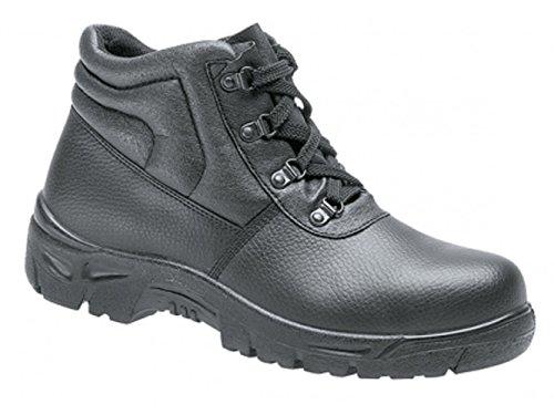 Grafters , Chaussures de sécurité pour homme Noir noir Noir - noir
