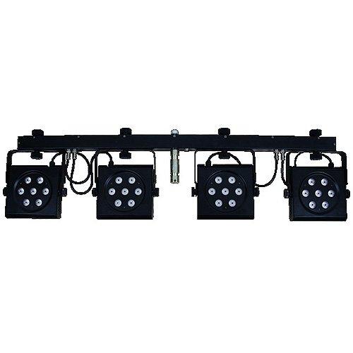 Eurolite 42109851 KLS-801 LED Kompakt-Lichtset