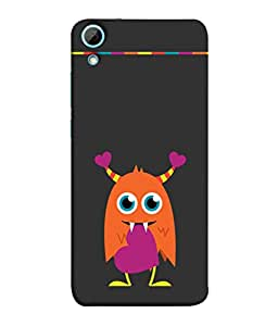 PrintVisa Owl In The Athens 3D Hard Polycarbonate Designer Back Case Cover for HTC Desire 820 :: HTC Desire 820 Dual Sim :: HTC Desire 820S Dual Sim :: HTC Desire 820Q Dual Sim :: HTC Desire 820G+ Dual Sim