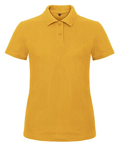 B&C - Polo - Femme Chilli Gold