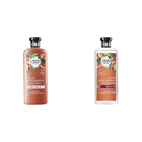 Herbal Essences White Grapefruit and Mint Set: Shampoo 400 ml + Conditioner, 400 ml