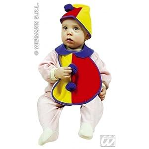 WIDMANN Baby-Kostã?Œm Clown