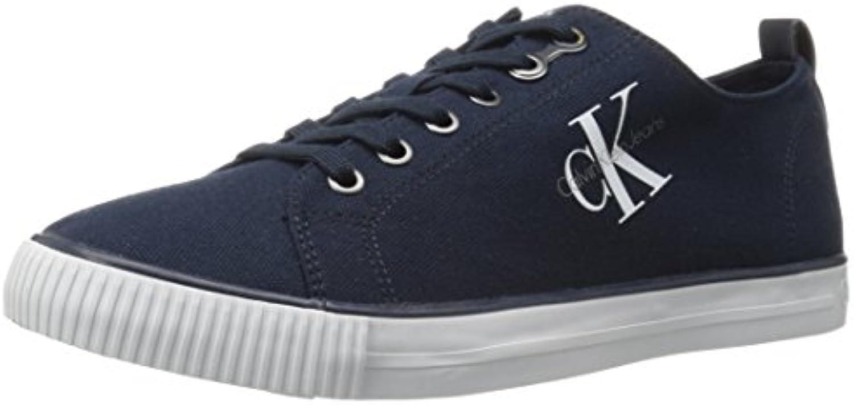 JACK  JONES Herren Jfwvaspa Herringbone Textile Mix Bison Sneaker