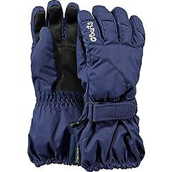 Barts Jungen Handschuhe Blau (Navy) 5
