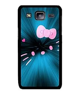 Fuson 2D Printed Designer back case cover for Samsung Galaxy J3 - D4509
