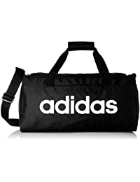 bc76875f6d Adidas Unisex Black Lin Core Small Duffel Bag