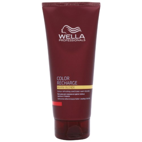 Wella Color Recharge Warm Blond Conditionneur