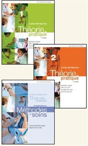 Soins infirmiers - Théorie et Pratique - 2 Volume...