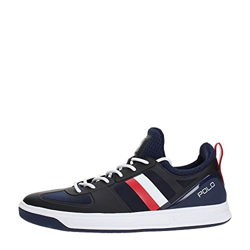 Polo Ralph Lauren 809669837 005 Sneaker Mann Blau 40 (Ralph Lauren Collection Schuhe)