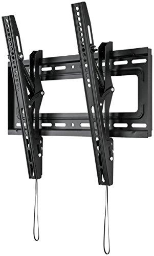 Goobay 67822 EasyFlex L Plus neigbarer Wandhalter für TV 140 cm (55 Zoll) schwarz